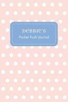 Debbie's Pocket Posh Journal, Polka Dot