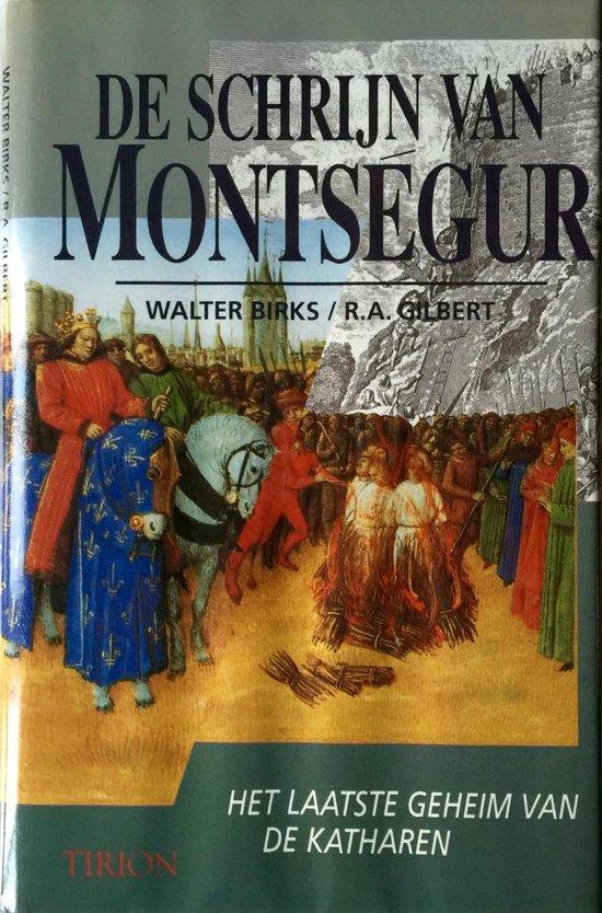 De schrijn van Montesegur - Het laatste geheim van de Katharen - R.A. Salvatore |