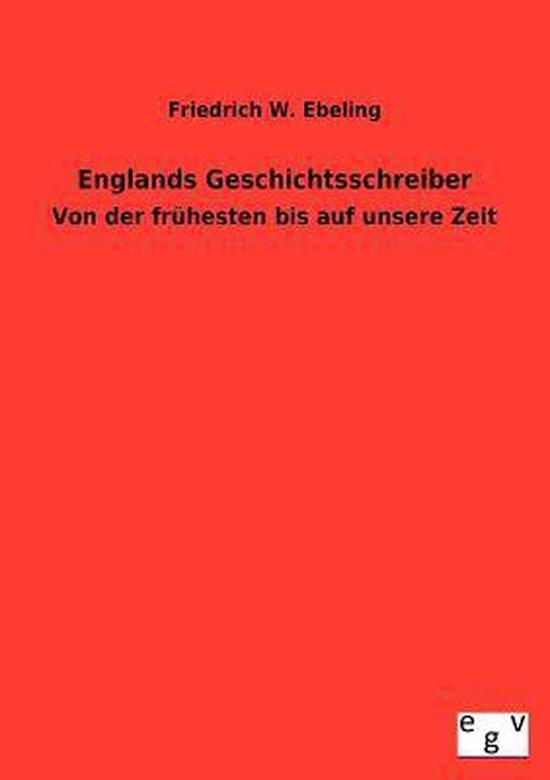 Englands Geschichtsschreiber