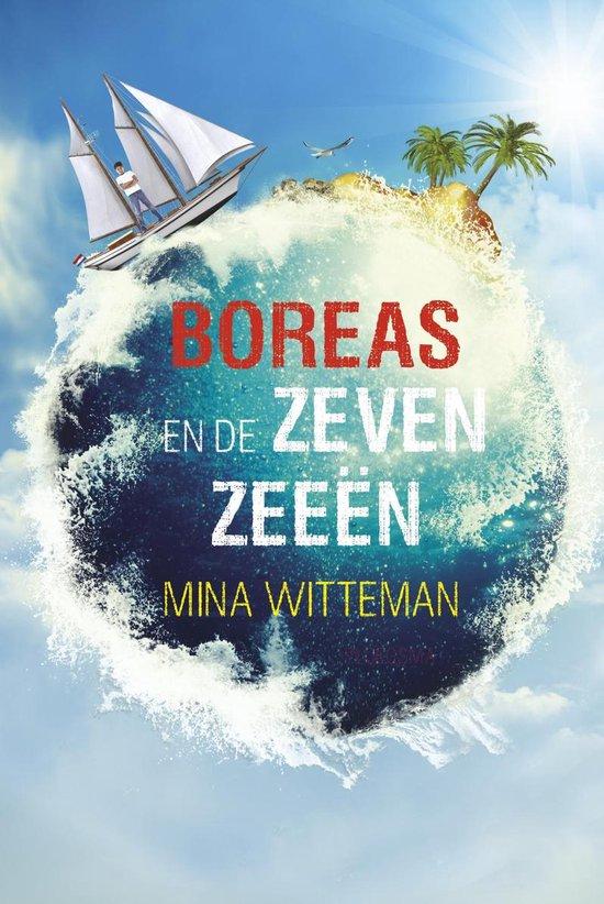 Boreas en de zeven zeeën - Mina Witteman |