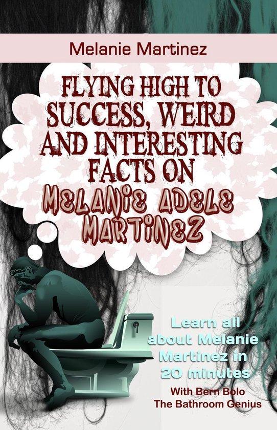 Boek cover Melanie Martinez van Bern Bolo (Onbekend)