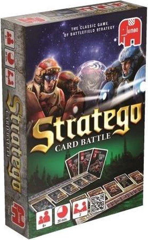 Afbeelding van het spel Stratego Card Battle