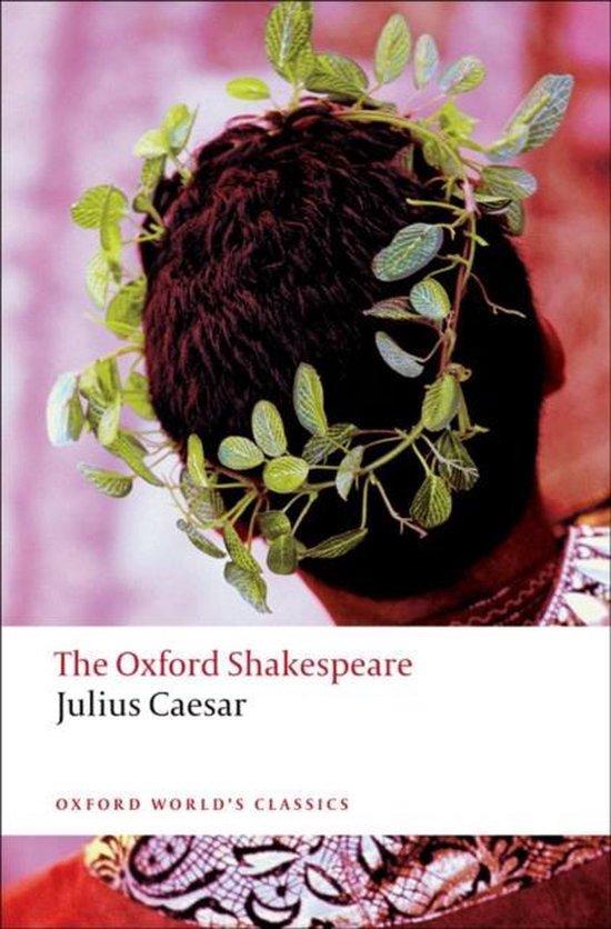 Boek cover Julius Caesar van Macaw Books (Paperback)