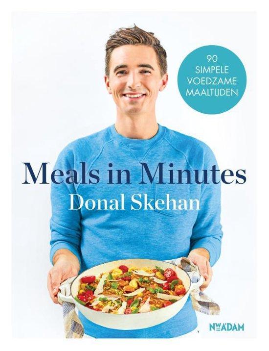 Boek cover Meals in Minutes van Donal Skehan