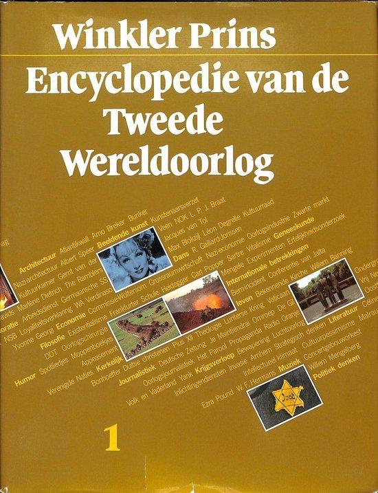 Winkler Prins - Encyclopedie van de Tweede Wereldoorlog - Winkler Prins |