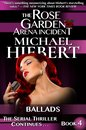 Omslag Ballads (The Rose Garden Arena Incident, Book 4)