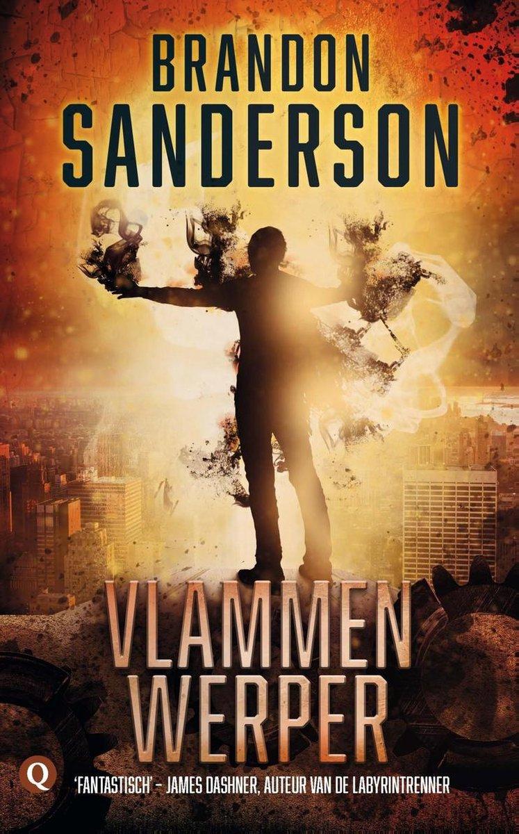 De wrekers 2 - Vlammenwerper - Brandon Sanderson