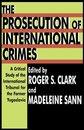 The Prosecution of International Crimes
