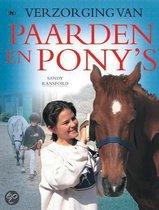 Verzorging Van Paarden En Pony's