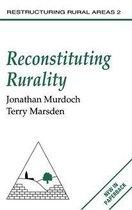 Omslag Reconstituting Rurality