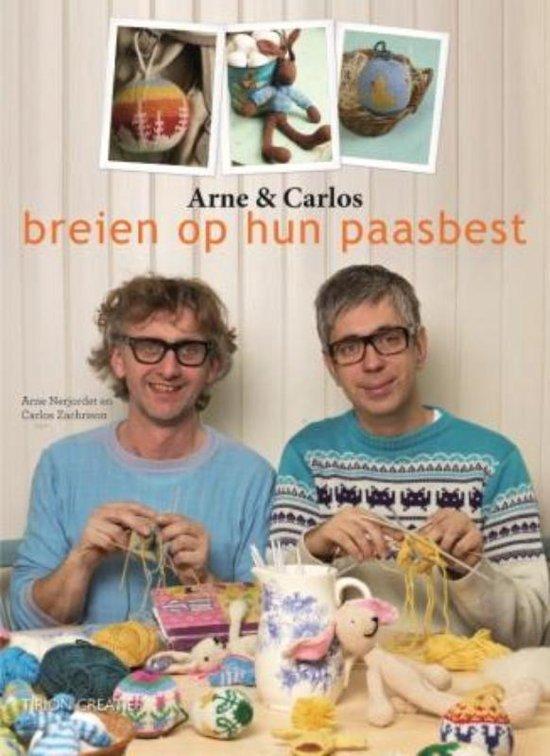 Arne & Carlos breien op hun paasbest - Arne Nerjordert |