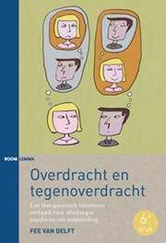 Overdracht en tegenoverdracht - Fee van Delft |