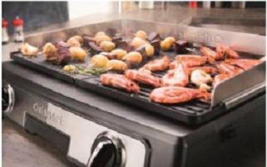Cuisinart PL50E Mutlifunctionele Plancha - Grillplaat