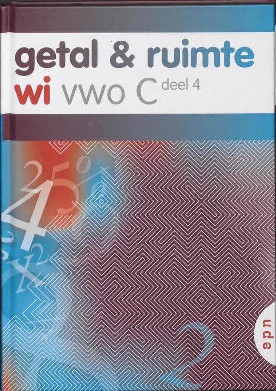 Getal en ruimte / Vwo C deel 4 - L.A. Reichard |