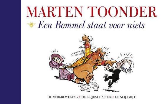 Alle verhalen van Olivier B. Bommel en Tom Poes 41 -   Een Bommel staat voor niets - Marten Toonder