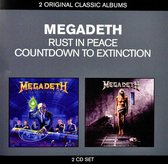 Classic Albums:Rust In Peace/Countd