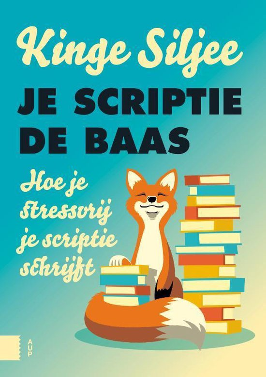 Je scriptie de baas - Kinge Siljee | Readingchampions.org.uk