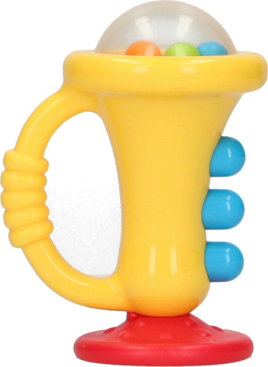 Fisher-Price Bijt en Rammel Trompet