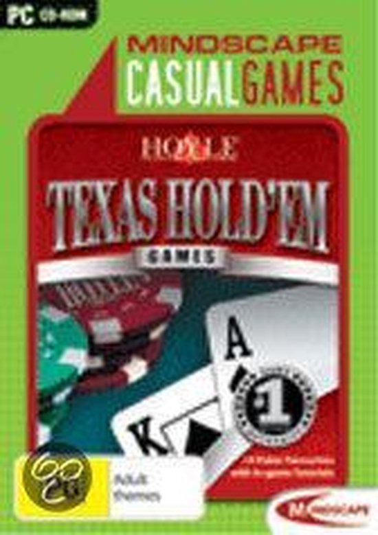 Hoyle Poker Texas Hold 'Em – Windows