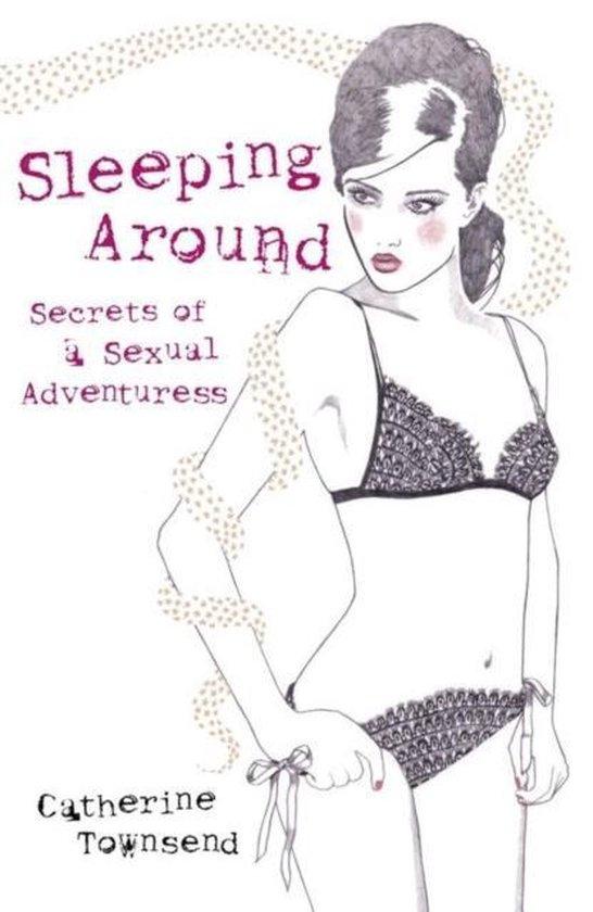 Boek cover Sleeping Around van Catherine Townsend (Paperback)