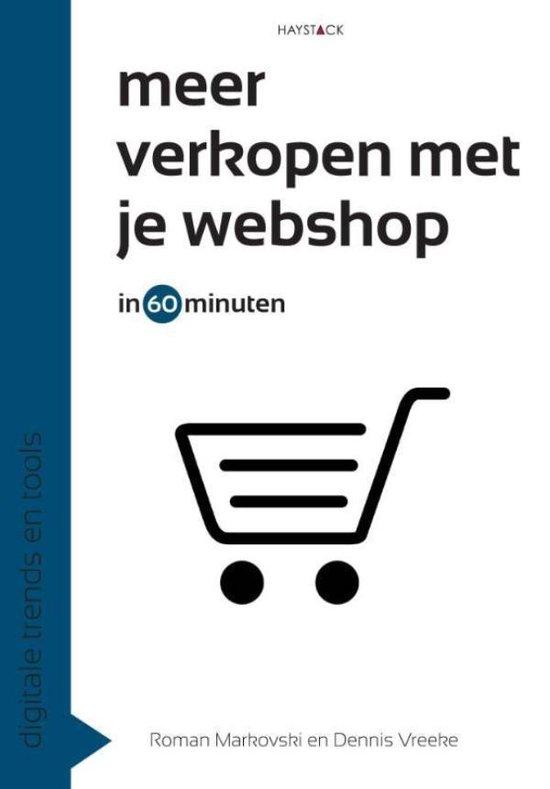 Meer verkopen met je webshop in 60 minuten - Roman Markovski pdf epub
