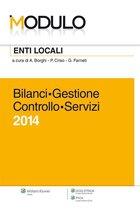 Modulo Bilanci - Gestione - Controlli - Servizi