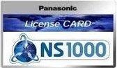 Panasonic KX-NSE101W softwarelicentie & -uitbreiding 1 licentie(s)