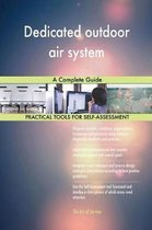 Dedicated Outdoor Air System