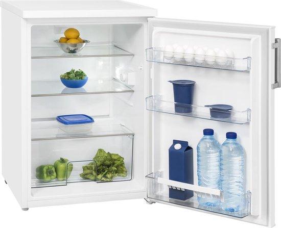 Koelkast: Exquisit KS16-1RV - Tafelmodel koelkast, van het merk Exquisit