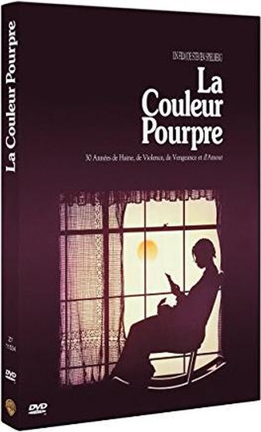 Cover van de film 'Color Purple'