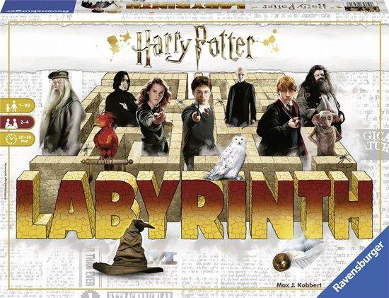 Afbeelding van het spel Ravensburger Harry Potter Labyrinth- Bordspel