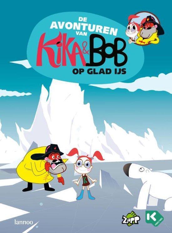 De avonturen van Kika en Bob op glad ijs