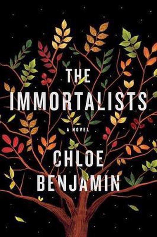 Boek cover The Immortalists van Chloe Benjamin (Hardcover)