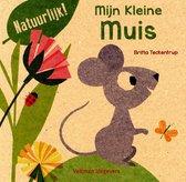 Boek cover Mijn kleine muis van Britta Teckentrup