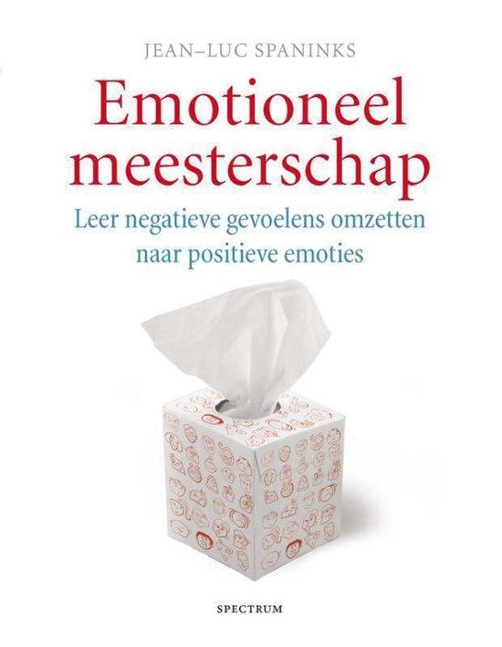 Emotioneel meesterschap - Jean-Luc Spaninks |