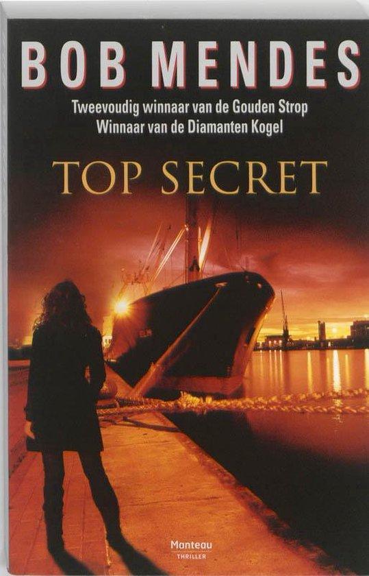 Cover van het boek 'Top Secret'