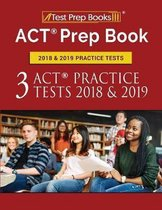 ACT Prep Book 2018 & 2019 Practice Tests