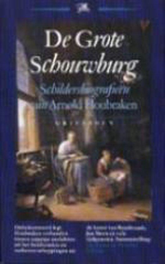 Boek cover De grote schouwburg van Auteur Onbekend (Paperback)