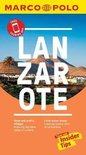 Lanzarote Marco Polo Pocket Travel Guide - with pull out map