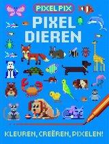 Pixel pix - Pixel dieren