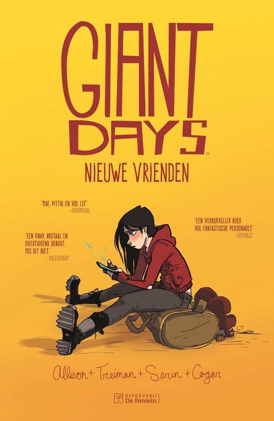 Giant days 1 -   Nieuwe vrienden