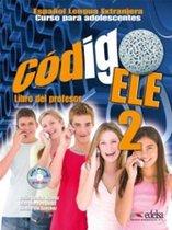 Código ELE - curso para adolescentes 2 libro del profesor + cd-audio