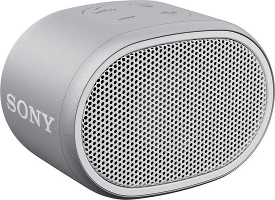 bol.com | Sony SRS-XB01 Wit - Mini Bluetooth Speaker