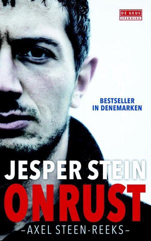 Axel Steen-reeks - Onrust - Jesper Stein | Fthsonline.com