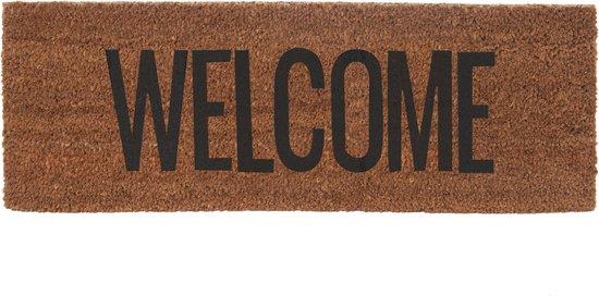 Pt, Deurmat Welcome - Zwart