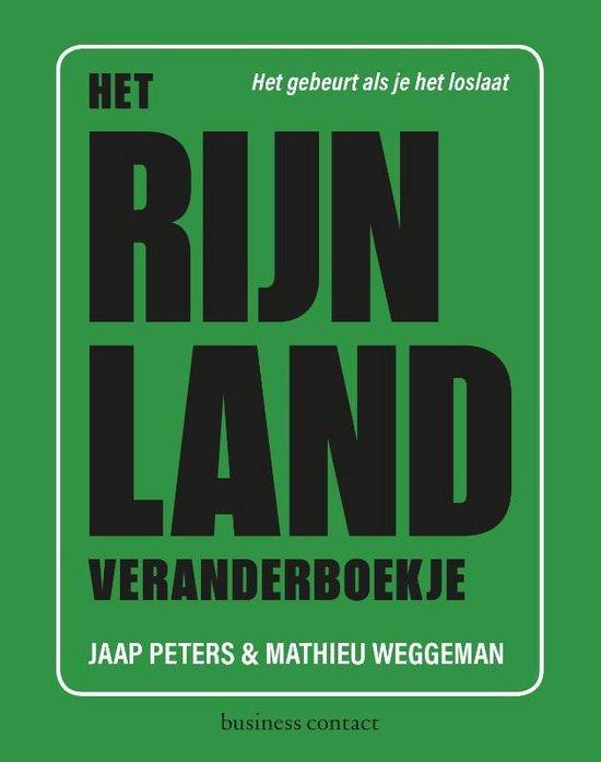 Het Rijnland veranderboekje - Jaap Peters |
