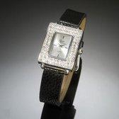 Luigi Vicaro  Horloge  Dames Zwart - Horloge 25 mm