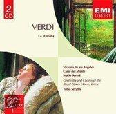 Verdi: La traviata / Serafin, de los Angeles, et al
