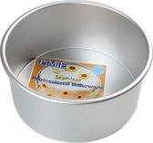 PME - Ronde Bakvorm - Extra Hoog - Aluminium - Ø 20 x 10cm