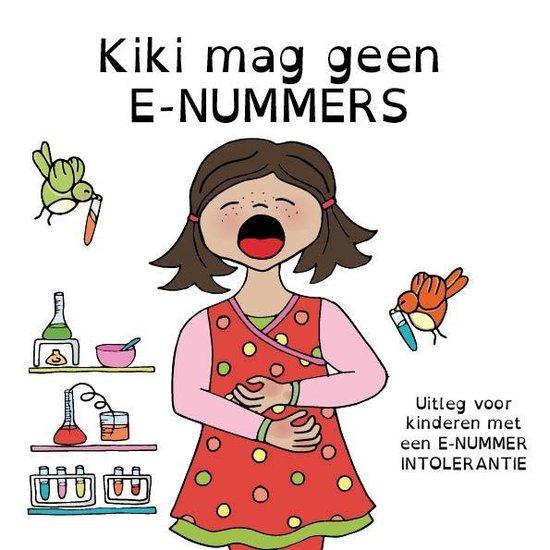Kiki mag geen E-nummers - uitleg voor kinderen met een E-nummer intolerantie